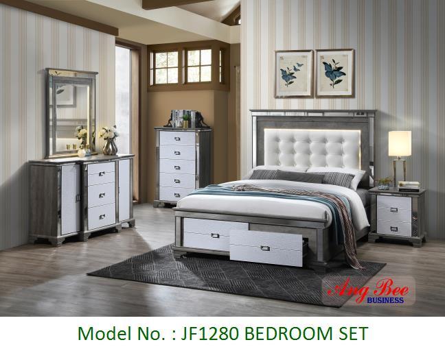 JF1280 BEDROOM SET